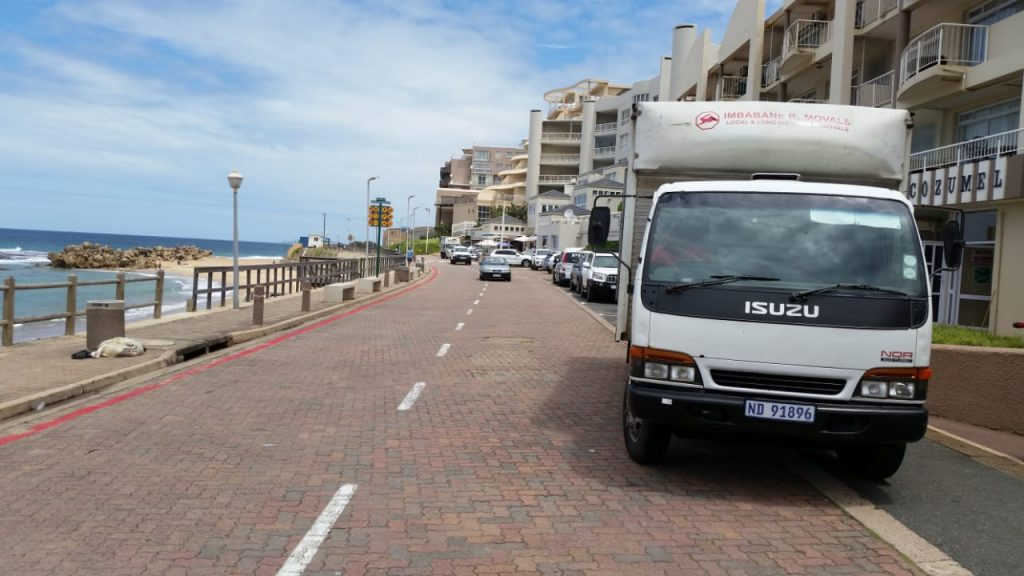 Moving Truck Hire Company