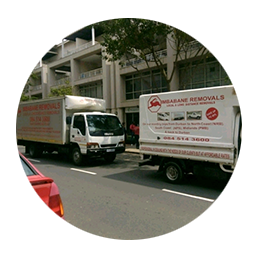 Moving Truck Hire - Furniture Removals